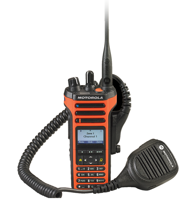 Motorola APX 4000XH Digital Portable Radio 800 900 MHz