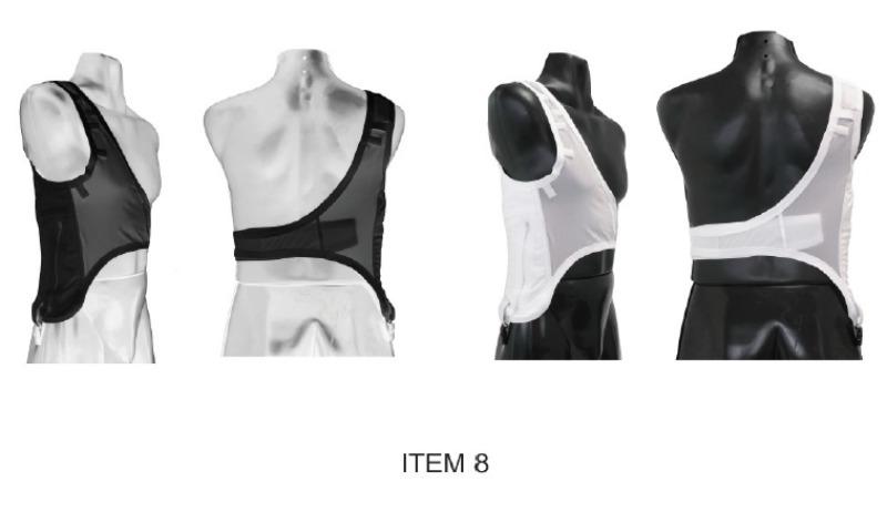 harness micro shoulder harness procom corporation