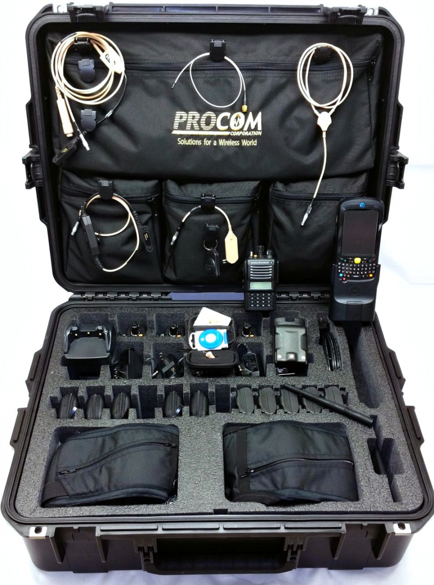 Procom Body Comm Kit Photo