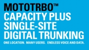 MOTOTRBO Capacity Plus Single Site Digital Trunking