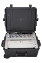 Procom PT-4D Digital P25 System Briefcase Repeater