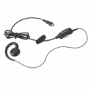 Motorola HKLN4455 Earpiece with Inline PTT (PVC-free)