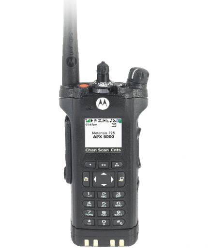 Motorola APX 6000 Digital Portable Radio