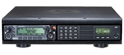Motorola APX 7500 Consolette