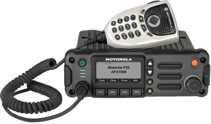 Motorola APX 1500 Mobile Digital Radio