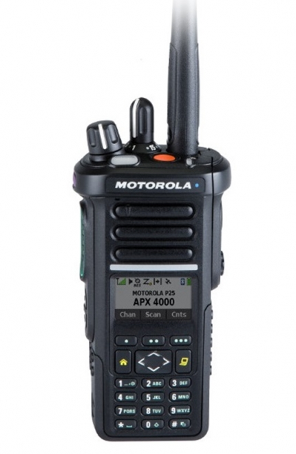 Motorola APX 4000 Digital Portable Radio