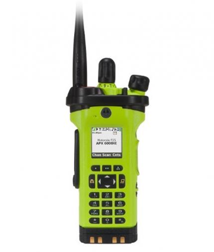 Motorola APX 6000XE Digital Portable Radio