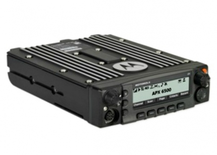 Motorola APX6500 Mobile P25 Digital Radio