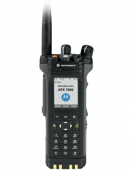 Motorola APX 7000 Digital Portable Radio