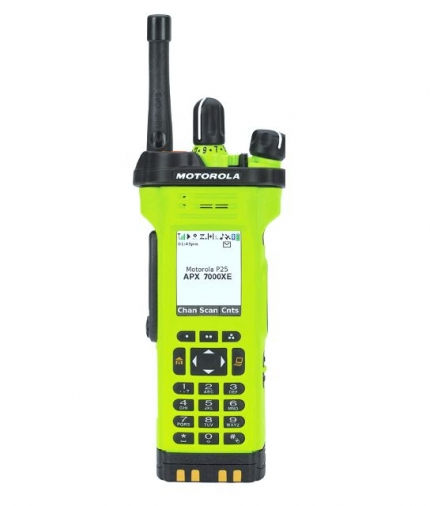 Motorola APX 7000XE Digital Portable Radio