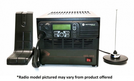 Control Base Station with Vertex Standard VX-4600 mobile radio
