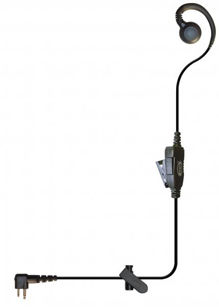 Curl Single Wire Surveillance Kit