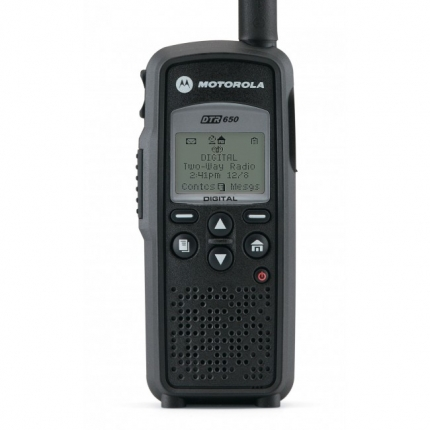 Motorola DTR650 900 MHz Digital Portable Radio