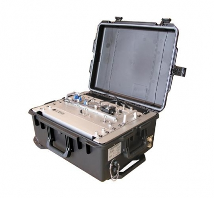 Procom PT-4 Analog Briefcase Repeater VHF UHF 700/800