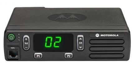 CM200d Digital Mobile Radio