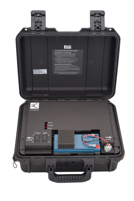 Procom PT-5D P25 Digital System Tactical Repeater