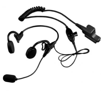 Motorola RMN4049 Noise Cancelling Temple Transducer I.S.