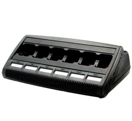 Motorola WPLN4219 Charger, Reconditioner, 6 Unit, MUC, Display IMPRESS