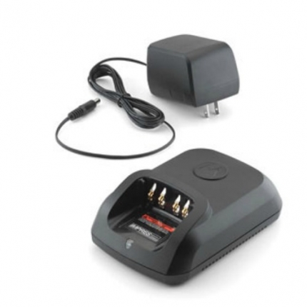 Motorola WPLN4232A IMPRESS Single Unit Rapid Rate Charger