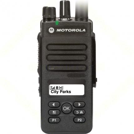 Motorola XPR3500 UHF Digital Portable Radio
