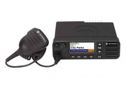 MOTOTRBO XPR 5580 Mobile Radio